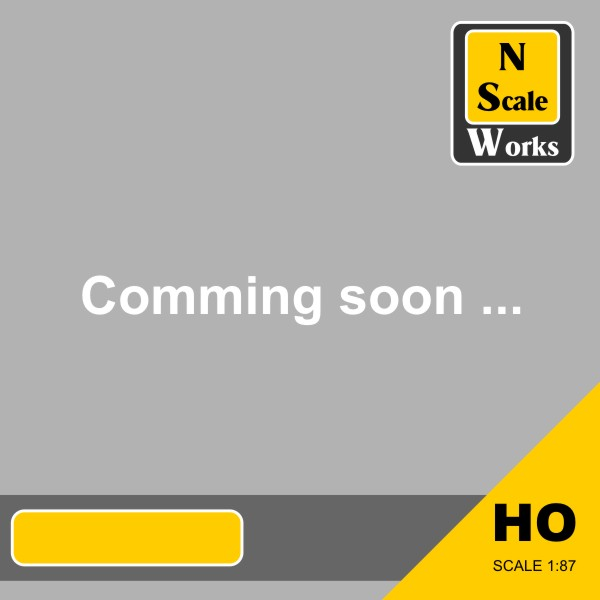 Comming Soon HO Scale