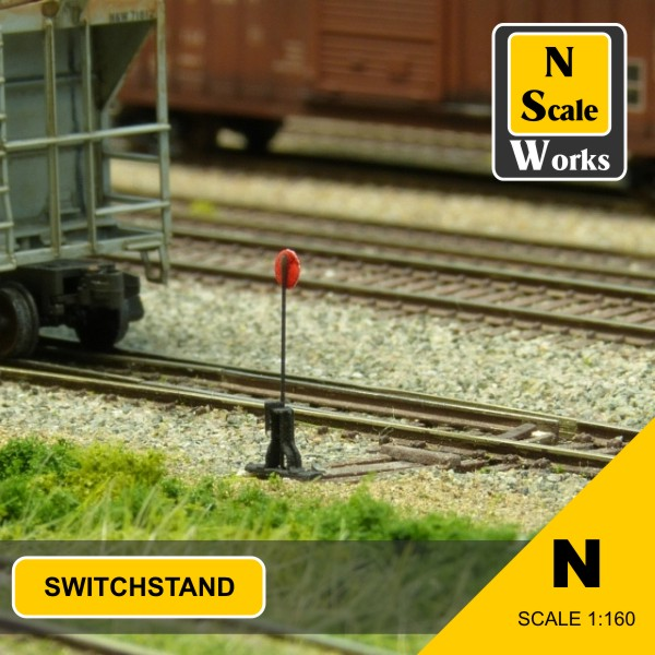 Switchstand N Scale